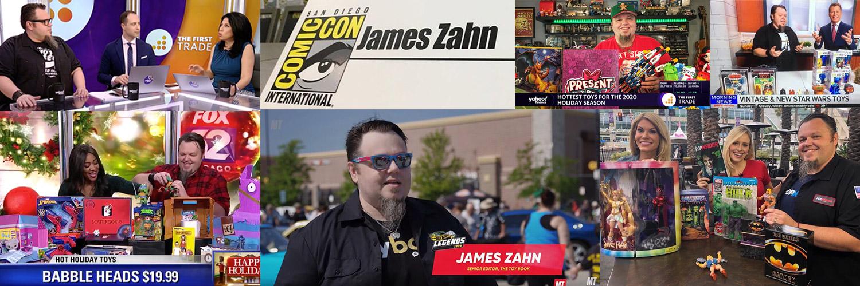 James Zahn | The Rock Father